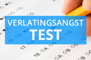 verlatingsangst test